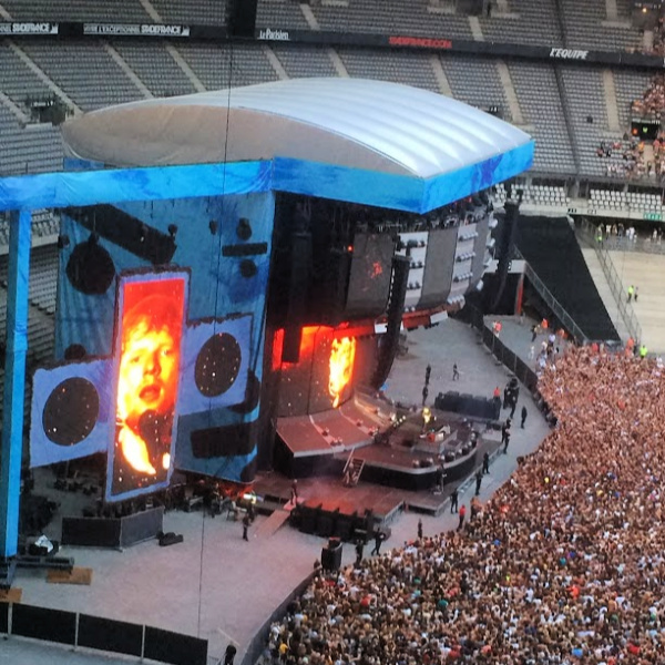 ed sheeran stade de france 2018 concert