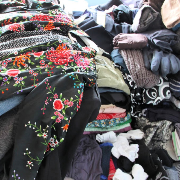 Opruimen met Marie Kondo deel2: kleding