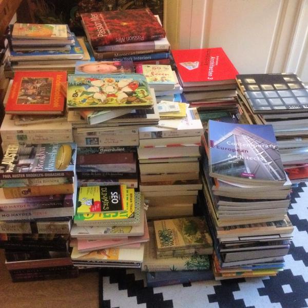 Opruimen met Marie Kondo deel 1: boeken